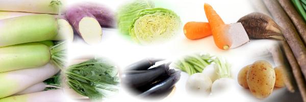 尿酸値を下げる食べ物はおすすめ料理メニュー・レシピ_尿酸値7~8~9以上_野菜類
