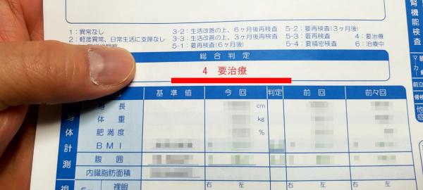 健康診断_尿酸値_要治療