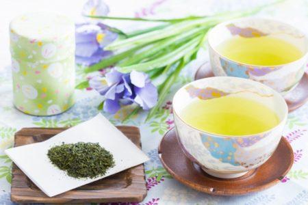 尿酸値を下げるには?2つの飲み物コーヒー牛乳とお茶(緑茶)比較_お茶(緑茶)ホット